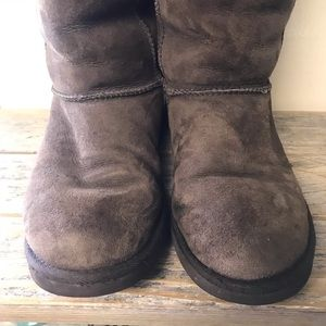 UGG Shoes - Ugg Classic Tall Boot Chocolate Brown 8